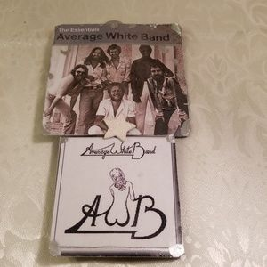 Accessories - Average white band magnet and choker